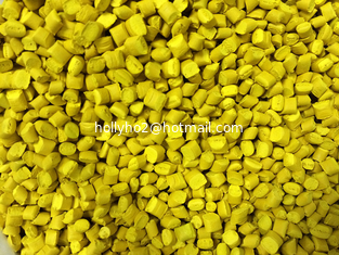China Yellow Masterbatch Y-01 supplier
