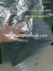 China High Transparency BASO4 Filler Masterbatch Transparent Filler Masterbatch supplier