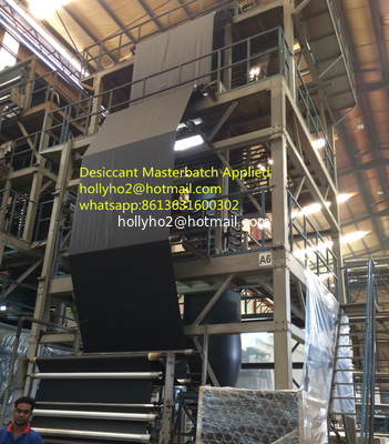 China Desiccant Masterbatch Applied in Industrial Films