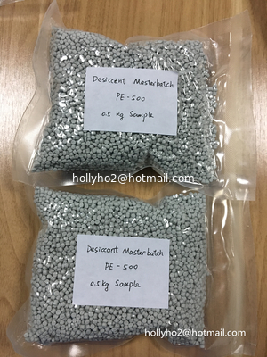 Modified Desiccant Masterbatch With 200 Hours Lifetime After Opening Packing Bag